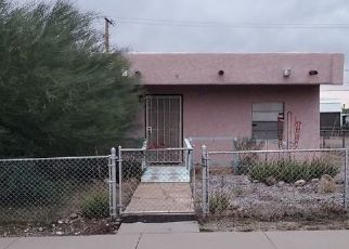Pre Foreclosure in Ajo 85321 W 1ST ST - Property ID: 1482041985