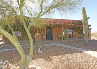 Pre Foreclosure in Tucson 85743 N PANORAMA DR - Property ID: 1482042858