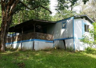 Pre Foreclosure in Cottage Grove 97424 RAT CREEK RD - Property ID: 1482266660