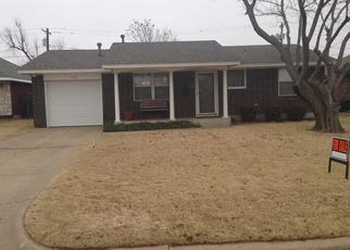 Pre Foreclosure in Oklahoma City 73160 LAWTON - Property ID: 1482356440