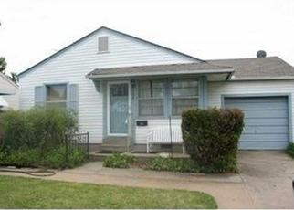 Pre Foreclosure in Oklahoma City 73110 MOISELLE ST - Property ID: 1482361250