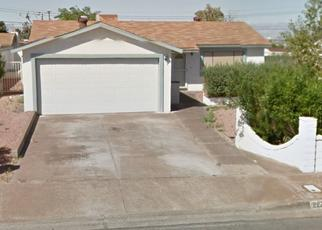 Pre Foreclosure in Henderson 89015 DENVER WAY - Property ID: 1482961725