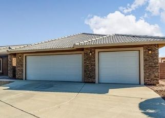 Pre Foreclosure in Pahrump 89048 BRISTLE CONE - Property ID: 1482987563