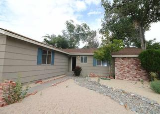 Pre Foreclosure in Reno 89503 NANCY CIR - Property ID: 1482997187