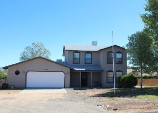 Pre Foreclosure in Prescott Valley 86314 N FIESTA WAY - Property ID: 1483044947