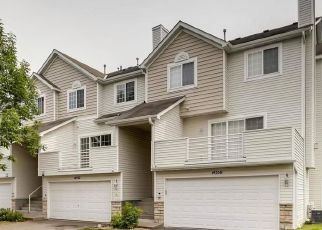 Pre Foreclosure in Savage 55378 LOCKSLIE TRL - Property ID: 1483119837