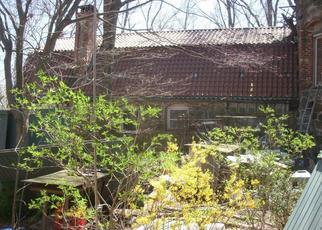 Pre Foreclosure in Westport 06880 EDGEMARTH HILL RD - Property ID: 1483301140