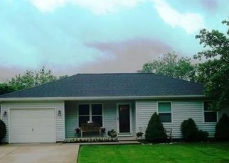 Pre Foreclosure in Marion 46953 S PARTRIDGE LN - Property ID: 1483598985