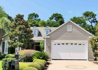 Pre Foreclosure in Murrells Inlet 29576 LONG CREEK DR - Property ID: 1483905551