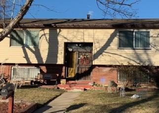 Pre Foreclosure in Denver 80239 SCRANTON ST - Property ID: 1484195494
