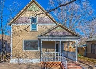 Pre Foreclosure in Canon City 81212 GREENWOOD AVE - Property ID: 1484245871