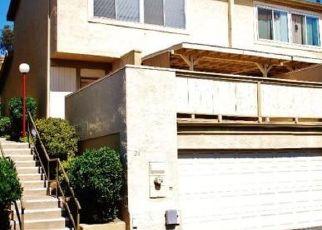 Pre Foreclosure in La Mesa 91942 PARKWAY DR - Property ID: 1484377692