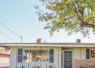 Pre Foreclosure in Fontana 92335 GRANADA AVE - Property ID: 1484378114