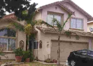 Pre Foreclosure in Salinas 93905 COUGAR DR - Property ID: 1484440315