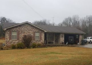 Pre Foreclosure in Tuscumbia 35674 UNDERWOOD MOUNTAIN RD - Property ID: 1484710996