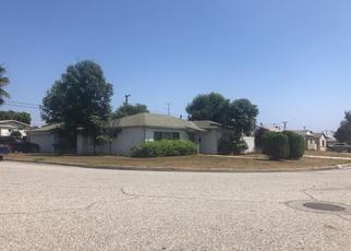 Pre Foreclosure in Whittier 90604 CHERE DR - Property ID: 1484820479
