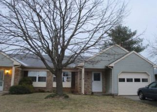 Pre Foreclosure in Frederick 21703 ARBOR CT - Property ID: 1485234812