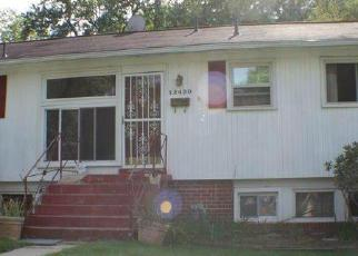Pre Foreclosure in Silver Spring 20906 LITTLETON ST - Property ID: 1485279477