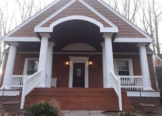 Pre Foreclosure in Silver Spring 20904 MEADOWOOD DR - Property ID: 1485280800