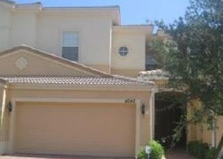 Pre Foreclosure in Fort Myers 33966 CHERRYBROOK LOOP - Property ID: 1485842719