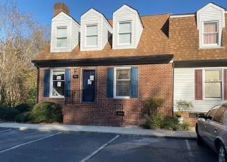 Pre Foreclosure in High Point 27263 WYNNEWOOD DR - Property ID: 1486094996