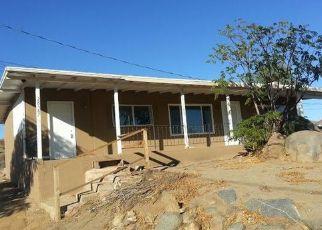 Pre Foreclosure in Sun City 92587 GOETZ RD - Property ID: 1486166367