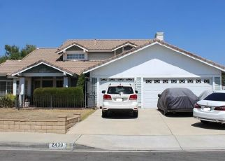 Pre Foreclosure in Rialto 92377 KOA DR - Property ID: 1486280694