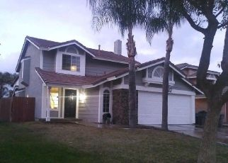 Pre Foreclosure in Moreno Valley 92551 MORNING DOVE WAY - Property ID: 1486282888