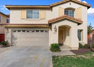 Pre Foreclosure in Murrieta 92563 HEYERDAHL AVE - Property ID: 1486588136