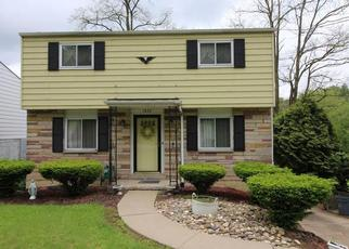 Pre Foreclosure in Pittsburgh 15207 NOLLHILL ST - Property ID: 1486700259