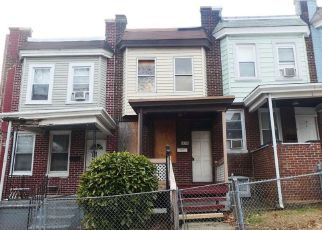 Pre Foreclosure in Baltimore 21223 POPLAR GROVE ST - Property ID: 1487140425