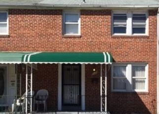 Pre Foreclosure in Baltimore 21239 GLENWOOD AVE - Property ID: 1487150955