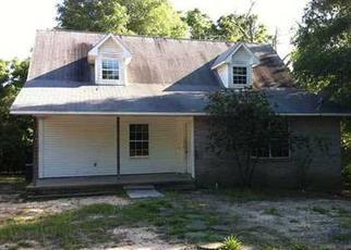 Pre Foreclosure in Defuniak Springs 32433 E BURDICK AVE - Property ID: 1487282776