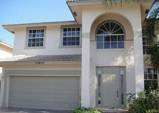Pre Foreclosure in Fort Lauderdale 33351 NW 35TH PL - Property ID: 1487428170