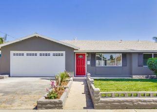 Pre Foreclosure in Escondido 92027 WILSON AVE - Property ID: 1487850833