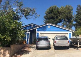 Pre Foreclosure in Diamond Bar 91765 FERN PL - Property ID: 1487876670