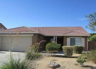 Pre Foreclosure in Indio 92201 SUNCASTLE RD - Property ID: 1487900309
