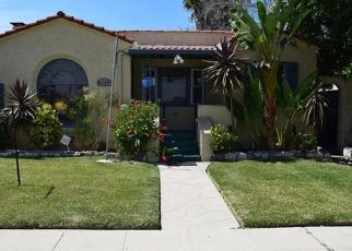 Pre Foreclosure in Los Angeles 90047 HAAS AVE - Property ID: 1488123235