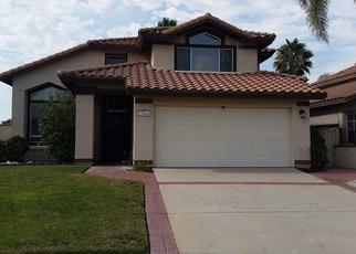 Pre Foreclosure in Murrieta 92562 MOUNTAIN LAUREL CT - Property ID: 1488172738
