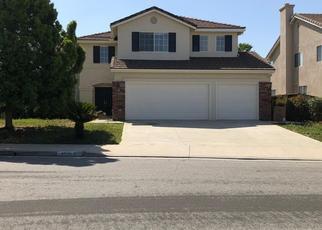 Pre Foreclosure in Murrieta 92563 OLD CASTLE ST - Property ID: 1488190697