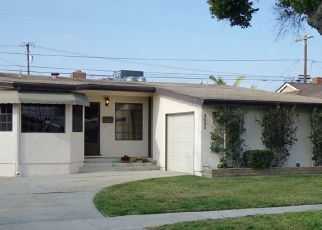 Pre Foreclosure in Long Beach 90808 FANWOOD AVE - Property ID: 1488458736