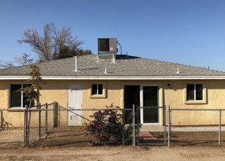 Pre Foreclosure in Taft 93268 PIERCE ST - Property ID: 1488484573