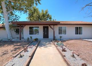 Pre Foreclosure in Riverside 92509 HORSE CANYON RD - Property ID: 1488620339