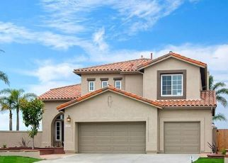 Pre Foreclosure in Carlsbad 92011 REMSEN CT - Property ID: 1488625603