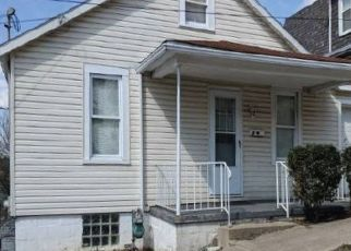 Pre Foreclosure in Uniontown 15401 VANCE ST - Property ID: 1488753938