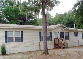 Pre Foreclosure in White Springs 32096 NW SLEEPY CT - Property ID: 1489119637