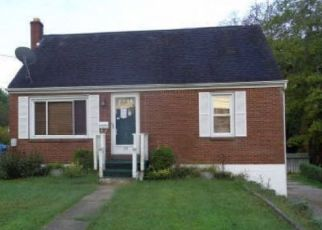 Pre Foreclosure in Mckeesport 15135 TRANSIT DR - Property ID: 1489229117