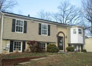 Pre Foreclosure in Fort Washington 20744 BOTLEY DR - Property ID: 1489429726