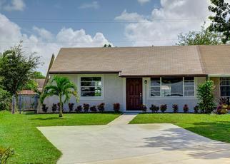 Pre Foreclosure in Palm Beach Gardens 33418 BRADY LN - Property ID: 1489489279