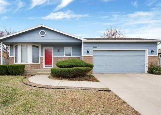 Pre Foreclosure in Wichita 67209 W JEWELL ST - Property ID: 1489689434